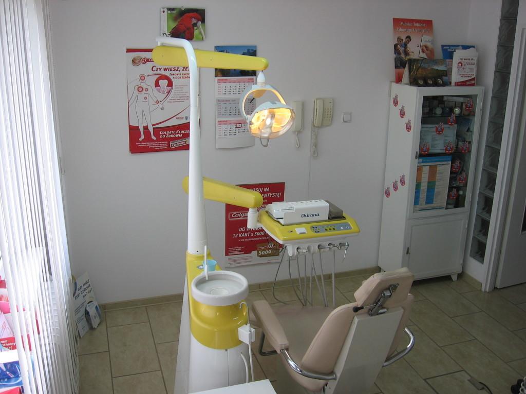 Gabinet stomatologiczny Wanda Fechner-Wójtowicz